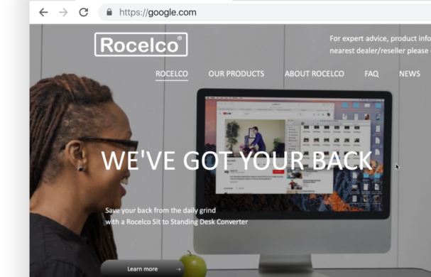 E-Commerce Solution for Rocelco Inc.
